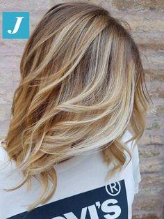 Creato per te _ Degradé Joelle #cdj #degradejoelle #tagliopuntearia #degradé #igers #musthave #hair #hairstyle #haircolour #longhair #ootd #hairfashion #madeinitaly #wellastudionyc