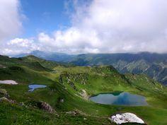 The Valley of Seven Lakes Abkhazia [OC] [1920x1440] http://ift.tt/2ak2dEy