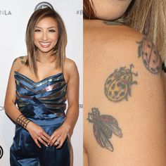 Jeannie Mai's 6 Tattoos & Meanings Jeannie Mai, Tv Girls, Makeup Tattoos, Ronda Rousey, Body Modifications, Beauty Essentials, Tattoos With Meaning, Her Style
