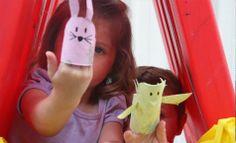 Sempre criança: BONECOS DA PÁSCOA COM ROLOS http://www.kidspot.com...