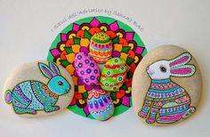 Piedras  conejos
