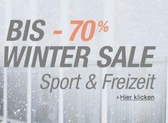 """Amazon: Winter-Sale mit 70 Prozent Rabatt bis Mittwoch https://www.discountfan.de/artikel/klamotten_&_schuhe/amazon-winter-sale-mit-70-prozent-rabatt-bis-mittwoch.php Noch bis zum 16. März 2016 bietet Amazon im Rahmen eines """"Winter-Sale"""" bis zu 70 Prozent Rabatt auf Artikel der Kategorie Sport und Freizeit. Im Angebot sind auch Rucksäcke, Sporttaschen und Radsport-Bekleidung. Amazon: Winter-Sale mit 70 Prozent Rabatt bis Mittwoch (Bild: A... #Hosen, #Jacken,"""