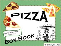 Turn your empty boxes into a literacy center to teach real world informational text. For grades 3-6.