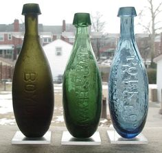 tx Chris Rowell, fb Bottle Collectors, for sharing. Three nice Tenpin Sodas