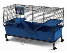 SuperPet My First Home Deluxe Edition Pet Cage from Pet Travel Center