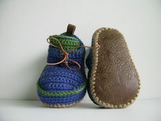 Bootlaced Booties Made for Walking  Toddler US sizes by leninka, $45.00