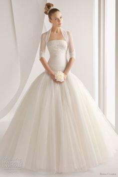 wedding dresses | ... Wedding Dresses — Color Bridal Gowns and More | Wedding Inspirasi
