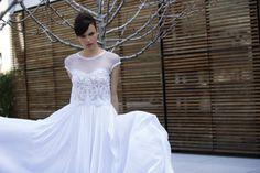 vestido de noiva mira zwillinger coleção snowflakes 2015 ARIA