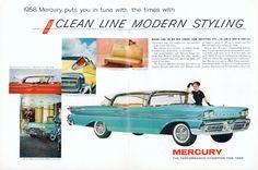 1958 Mercury