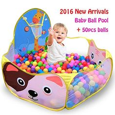 50pcs 6cm balls12M Baby Playpens For Childrens Foldable Kids Ball Pool OutdoorIndoor Game Tent Activity Toy Fencing