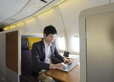 We're giving you a glimpse of Singapore Business Class. This is what you can expect when you travel in luxury.   #Business #Class #to #Singapore Singapore Business, Business Class Tickets, A Typical, Luxury, Travel, Viajes, Destinations, Traveling, Trips