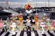 Dessert Table #dessert #tables