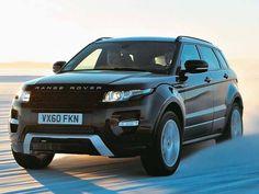 * Range Rover Evoque