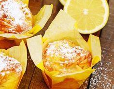 Recette - Muffins au citron classiques en vidéo