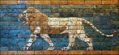 Nebuchadnezzars Lion tapestry wall-hanging is woven in Belgium - from the ancient art tapestries selection at Tapestry Art Designs Lion Wallpaper, Graphic Wallpaper, Wallpaper Online, Original Wallpaper, Lion Tapestry, San Francisco Zoo, Lion Photography, Lion Illustration, Brick Art