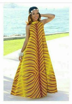 Maxi African dress ,Dashiki Dress, African women's dress, handmade dashiki dress, African women clothing African Dresses For Women, African Print Dresses, African Attire, African Wear, African Fashion Dresses, African Women, African Prints, African Style, Fashion Outfits