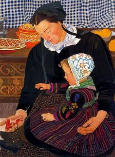 Ernest Bieler (1863 – 1948, Swiss)