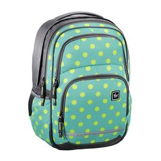 Školní batoh All Out Blaby, Mint Dots Under Armour, Notebook, Mint, Backpacks, Box, Fashion, Hama, Moda, Snare Drum