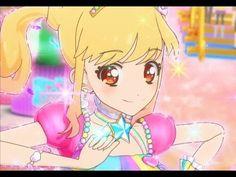 "Aikatsu Stars! ep49 Yume Nijino ""S4 sellection stage"" アイカツ スターズ!49話 虹野ゆめ S4戦ステージ - YouTube"