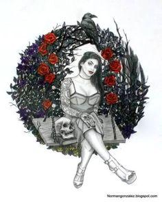 Missmangokush Gótica