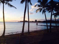 Sunsets in Noumea. ❤️