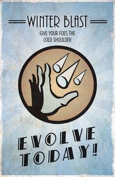 Bioshock plasmid poster                                                                                                                                                                                 More