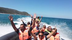 Knysna RIB Adventures | Power Boating in Knysna | Knysna Boat Trips - Dirty Boots Abseiling, Knysna, Out To Sea, Bungee Jumping, Adventure Activities, Marine Life, Scuba Diving, Boating, Adventure Travel