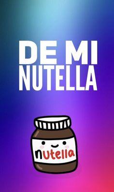 El Chocolate! >_ <