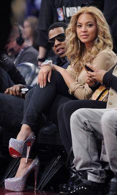 Beyonce Daffodil Louboutin Excellence #BeyonceKnowles, #Beyonce, #bey, https://apps.facebook.com/yangutu