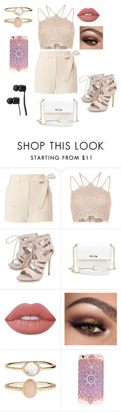 """""""cute outfit - hanging out"""" by sarah4ever123 ❤ liked on Polyvore featuring Helmut Lang, River Island, Carvela, Lime Crime, Accessorize and Vans"""