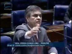 """Líder do PSDB no Senado confessa: """"Fernando Henrique fez pedaladas"""" - Portal Vermelho"""