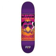 Flip Gonzalez Mercenaries Series Skateboard Deck, color: Assorted, category/department: skate-decks