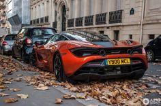Spotted this 720S in Paris last week! - 9GAG