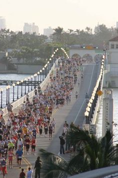 Miami Marathon - 100% Vegan powered