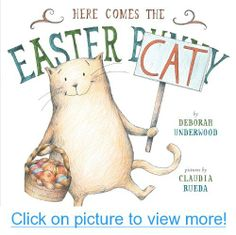 Here Comes the Easter Cat #Comes #Easter #Cat