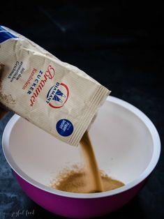 Weihnachtsplätzchen Butter-Zimt Busserl Diamant Kandis-4 Best Christmas Cookies, Holiday Cookies, Favorite Holiday, Cinnamon, Ice Cream, Tableware, Desserts, Food, Happy