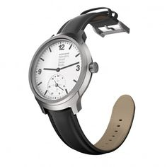 Reloj inteligente Helvetica Nº1 Smartwatch de MONDAINE
