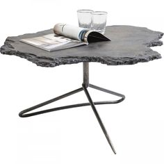 Coffee Table Vulcano 82x92cm
