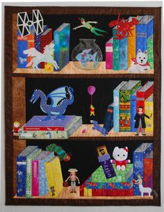 MyFavouriteBook quilt