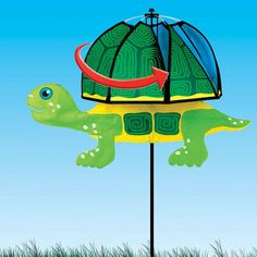 TURTLE WIND SPINNER | Taylor Gifts