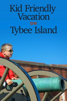 Things to do with kids on Tybee Island.