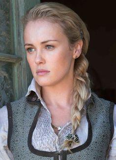 HANNAH NEW, Eleanor Guthrie dans la série Black Sails
