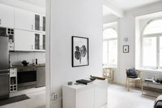 Collection of Rooms — 70 - ShockBlast Rooms -- a wonderful weekly selection of stunning interior design for your inspiration. Appartement Design, Space Interiors, Design Case, Dream Decor, Interior Design Inspiration, Design Interior, Ideal Home, Home And Living, Home Kitchens