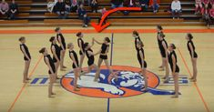 This high school dance team's routine to a spoken word piece about fear is simply one of the most powerful things I've ever seen. High School Dance, School Dances, High School Girls, High School Students, Dance Team Pictures, Senior Pictures, Team Quotes, Cheer Dance, Dance Routines