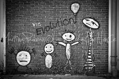 Evolution, photography, printed di LaPellicolaCheNonCe su Etsy