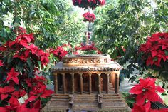 National Mall Replica at the US Botanic Garden