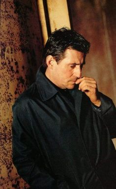 So hot...Gabriel Byrne