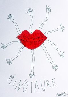Pop Art Street Brut Singulier Dessin Original Nea Borgel Femme Alabama Gare Sexy