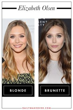 Blonde vs. Brunette: The Ultimate Guide to Which Color Is Most Flattering   StyleCaster