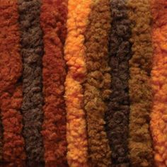 Bernat® Blanket™ Yarn Fall Leaves